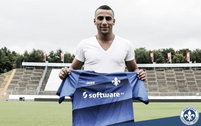 Sem clube, meia-atacante tunisiano Änis Ben-Hatira acerta com Darmstadt