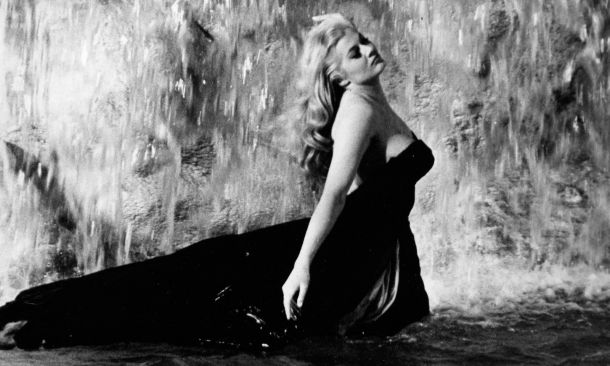 Muere Anita Ekberg, el último recuerdo de 'La Dolce Vita'
