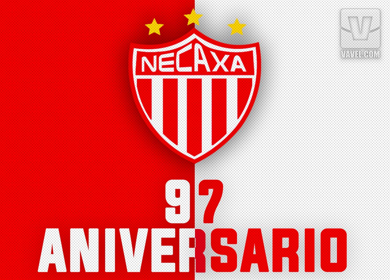 97 aniversario del Club Necaxa