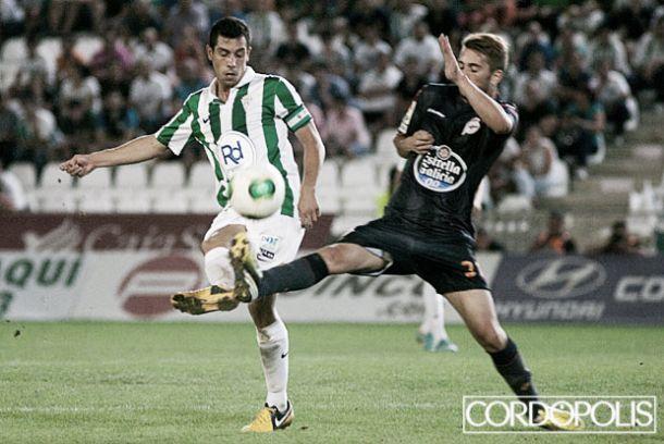 Córdoba CF - Deportivo de la Coruña: la primera final para Djukic