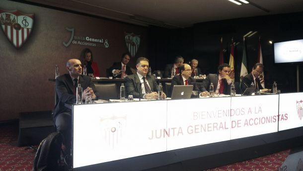 El presupuesto del Sevilla para esta temporada será de 84 millones