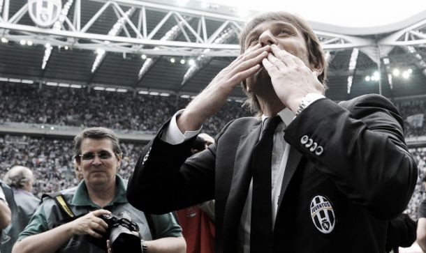 Official: Antonio Conte to stay at Juventus