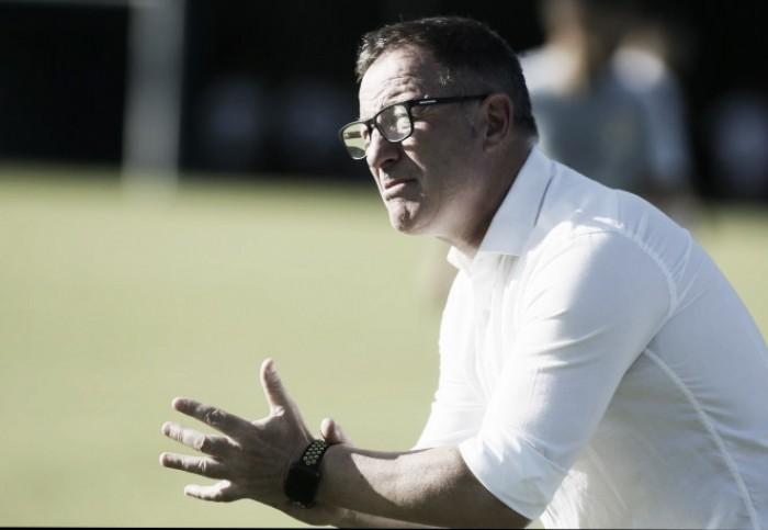 Anquela, entrenador del Real Oviedo