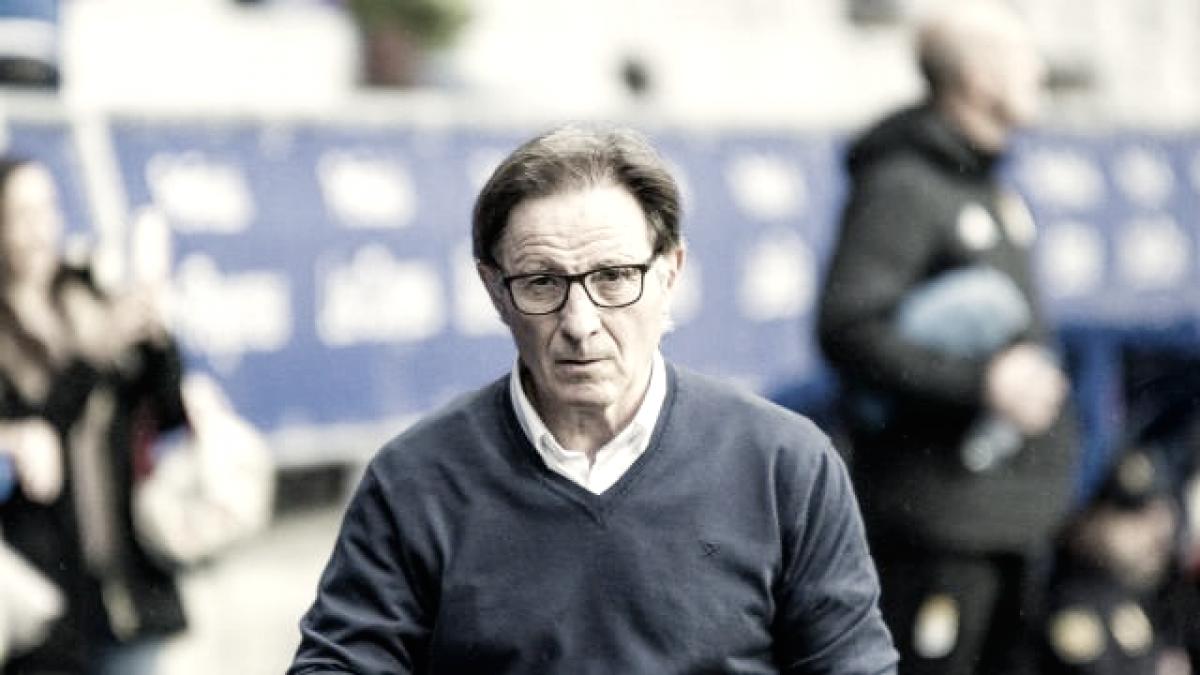 Análisis del entrenador rival: Juan Antonio Anquela, la esperanza del Real Oviedo