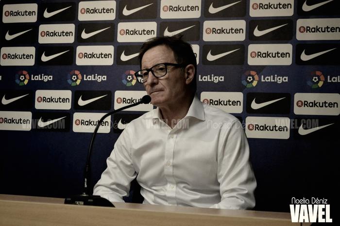 """Anquela: """"La Segunda División no permite fallos"""""""