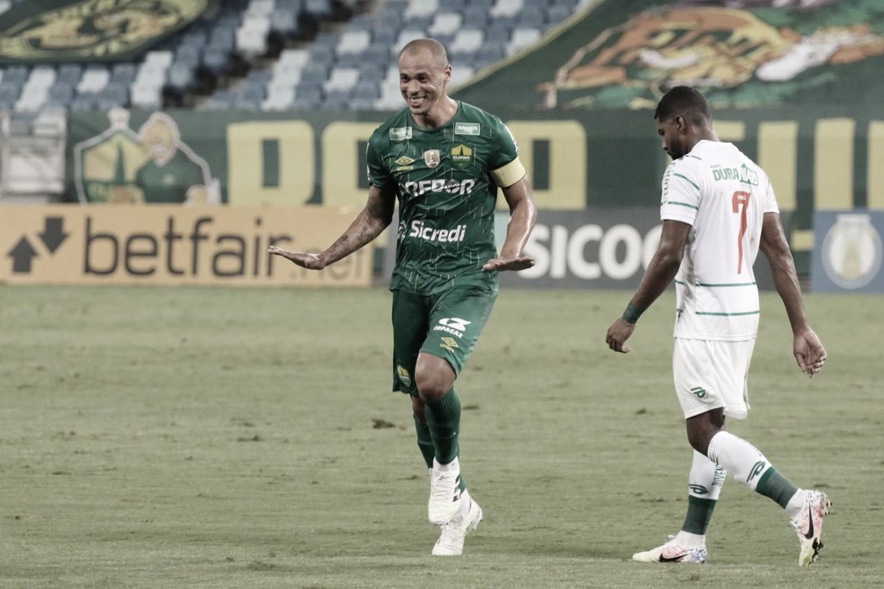 Cuiabá vence duelo direto com Juventude e volta ao G-4 da Série B