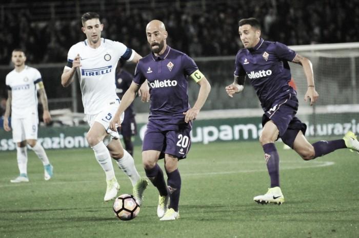 Serie A - Goleada al Franchi: finisce 5-4 tra Fiorentina ed Inter