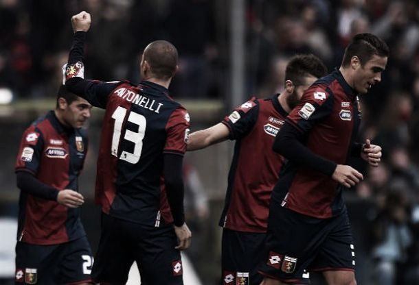 Genoa C.F.C 1-0 AC Milan: Antonelli's strike against former club keeps good run going