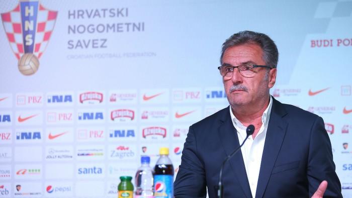 """Ante Cacic: """"Tenemos muchos jugadores importantes con mucha experiencia"""""""