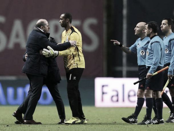 Liga suspende Antero Henriques