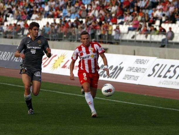 UD Almería - Nàstic de Tarragona: dos malas rachas se cruzan en Copa