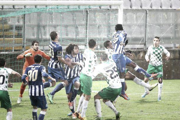 FC Porto x Moreirense: Jogo com olhos no «derby»