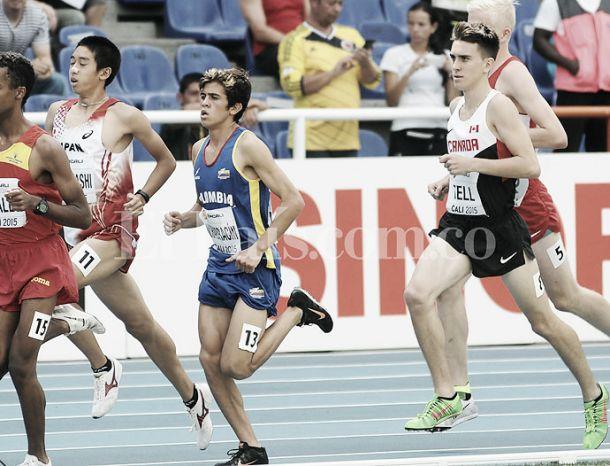 Cali vive y vibra con el Mundial de Atletismo de Menores