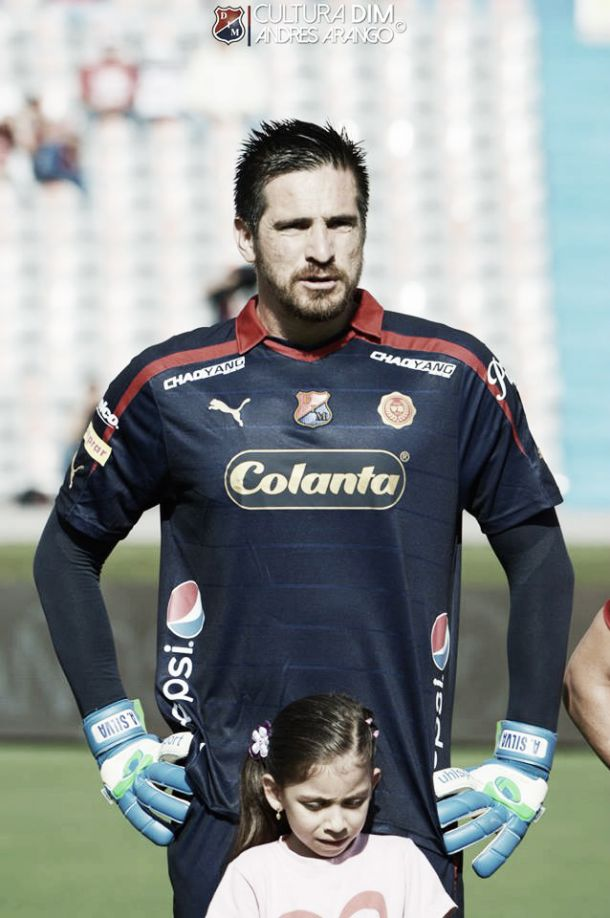 Anthony Silva listo para debutar con Medellín