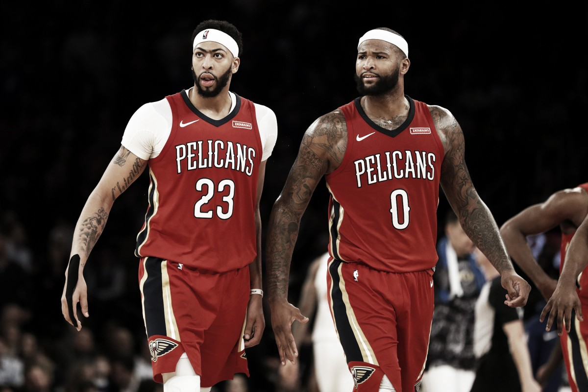 NBA Free Agency Rumor: DeMarcus Cousins likely to return with the New Orleans Pelicans
