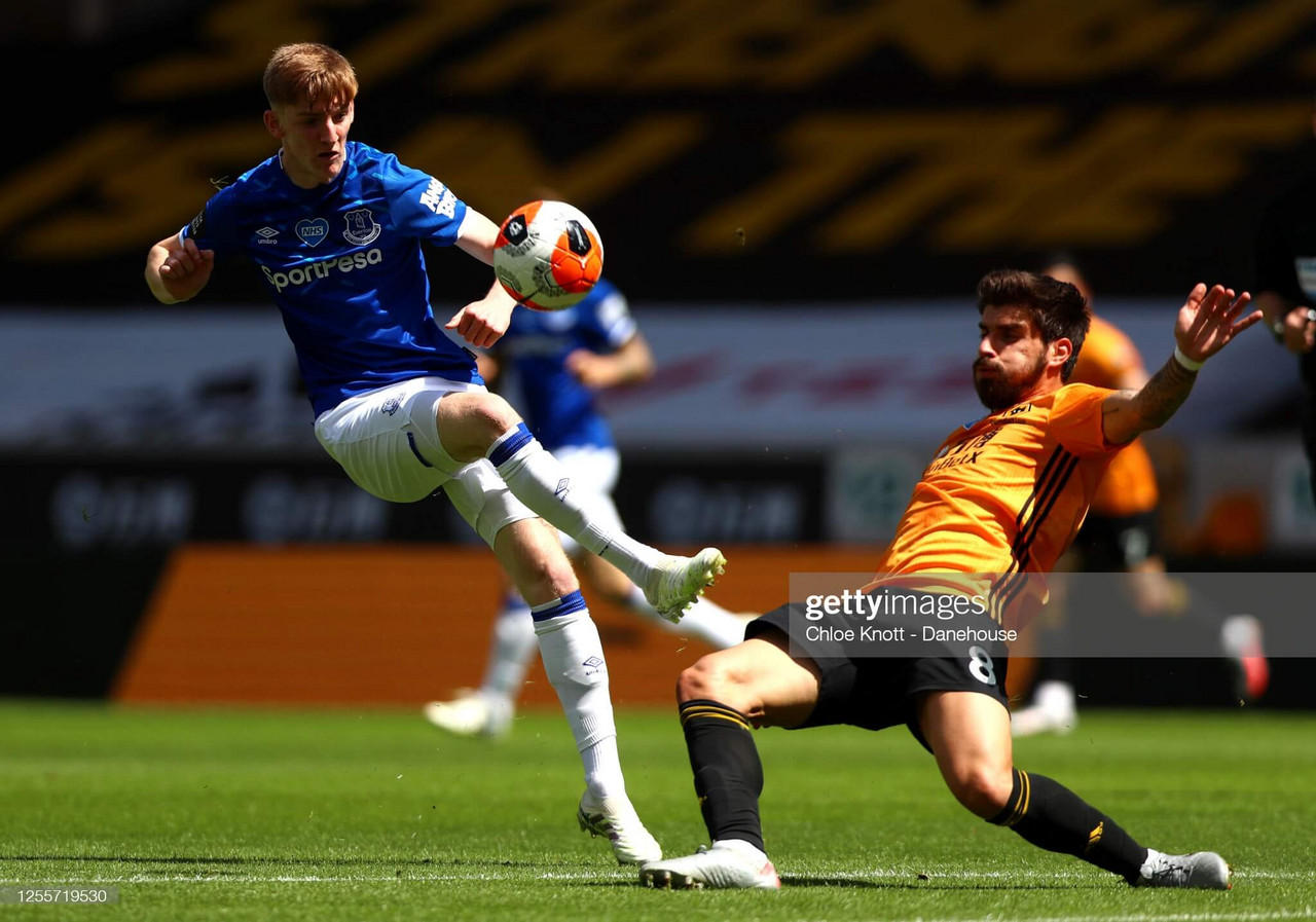 Wolverhampton Wanderers vs Everton: Live Stream, Score ...