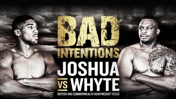 Bad Intentions Preview: Will Joshua shine on huge night of boxing?