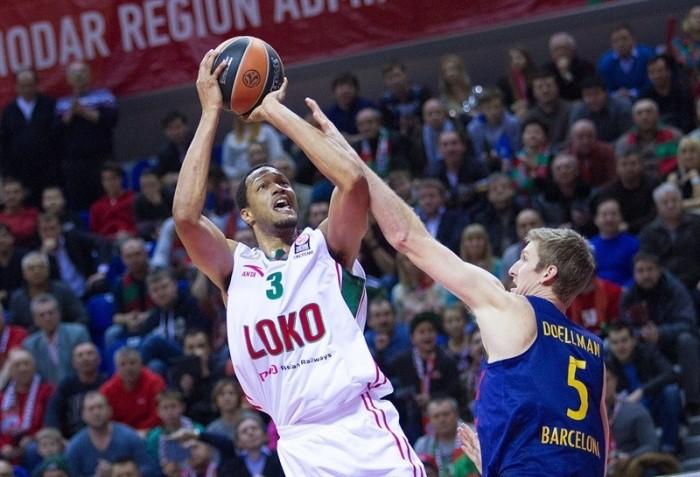 Eurolega - Dopo un overtime è il Lokomotiv a spuntarla: serie 2 a 2!