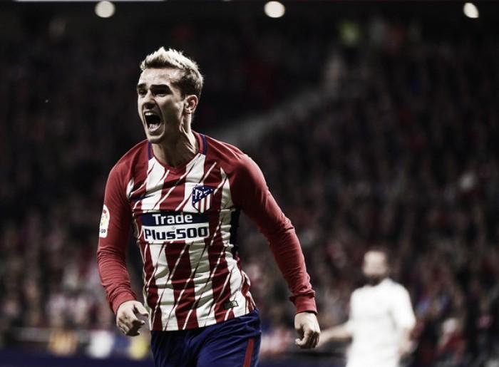 """Griezmann nega arrependimento ao permanecer no Atlético: """"Contente com minha escolha"""""""