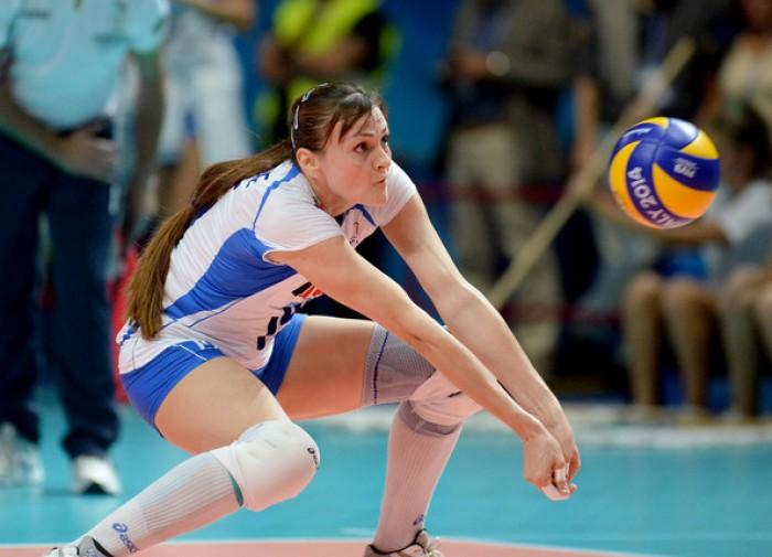 Antonella Del Core sogna di disputare la sua terza Olimpiade