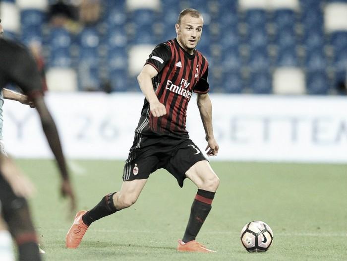 'Reserva de luxo' no Milan, Antonelli revela prazer especial em vencer a Juventus