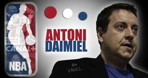 """Entrevista. Antoni Daimiel: """"De pequeño redactaba las homilías a un cura de mi colegio"""""""