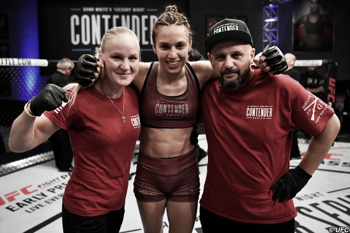 Antonina Shevchenko hará su debut en UFC