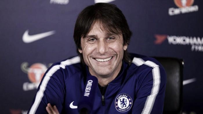 """Conte: """"Tengo otro año de contrato y es el club el que tiene que decidir"""""""