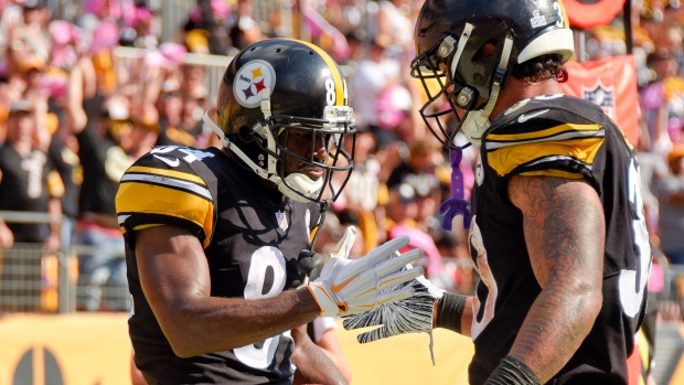 Pittsburgh Steelers bounce back with big win over the Atlanta Falcons