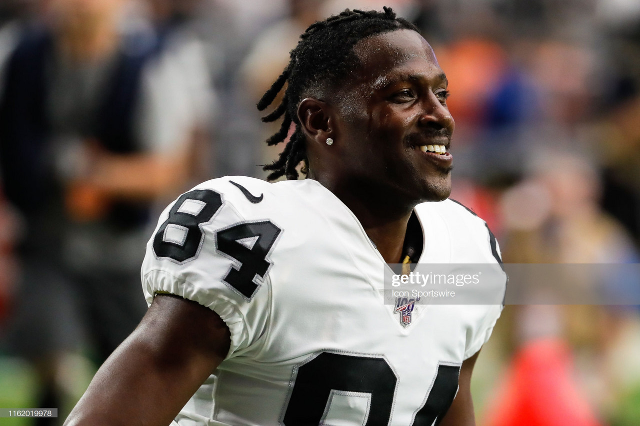 Antonio Brown agrees terms to join New England Patriots