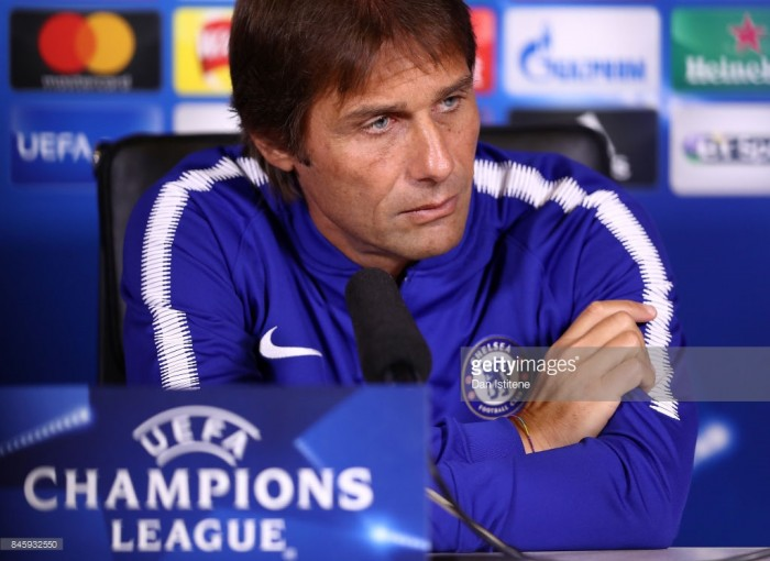 Chelsea vs Qarabag FK Preview: Conte's men face a tricky tie in first game back from European hiatus