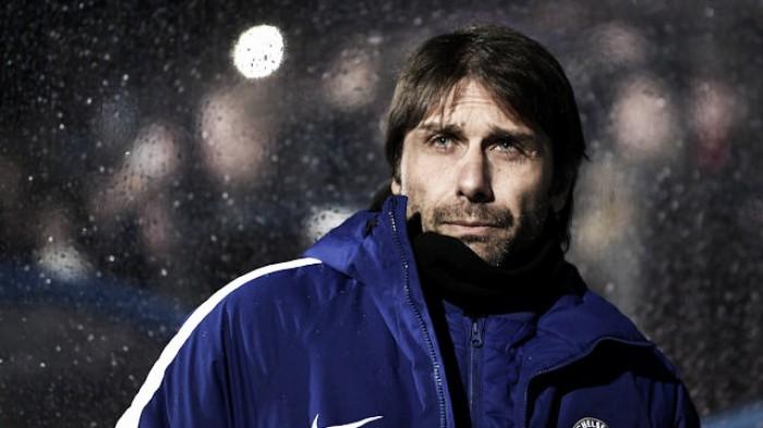 """Conte:""""Merecemos estar aquí y será un partido duro contra el Arsenal"""""""