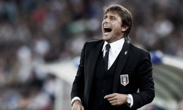 """Conte non lascia e raddoppia: """"Penso a qualificarmi e giocare l'Europeo"""""""