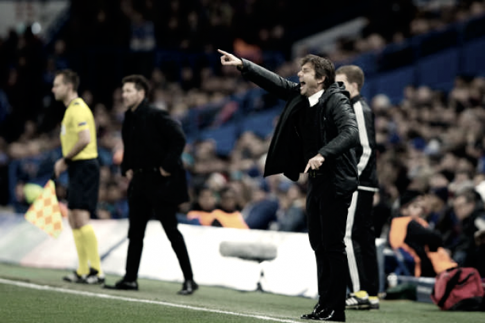 Conte afirma que Chelsea está preparado para pegar Barcelona ou Paris Saint-Germain na UCL