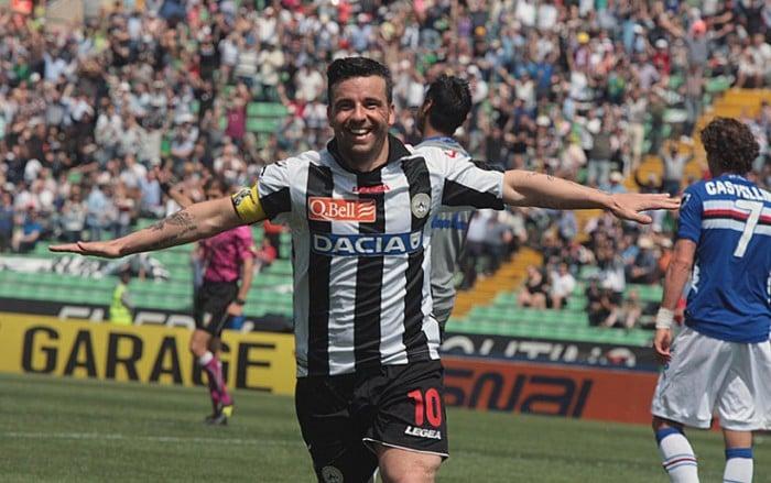 Udinese - Un nome, una leggenda