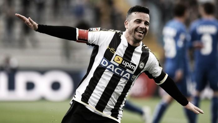 """Di Natale: """"Saponara è l'ultimo vero 10 della Serie A"""". E quella suggestione Spal..."""