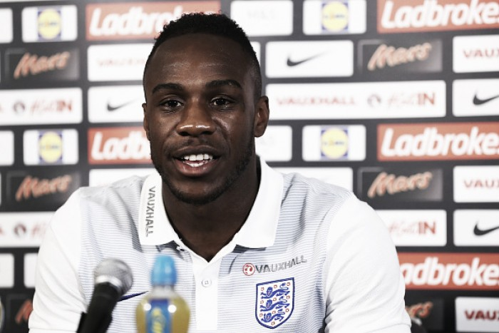 Antonio relishing chance after England call-up