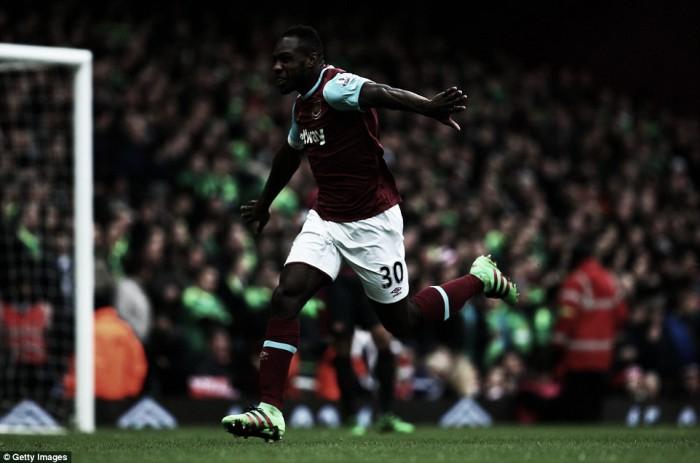 West Ham United 1-0 Sunderland: Antonio deals hammer blow to Black Cats on Allardyce's return