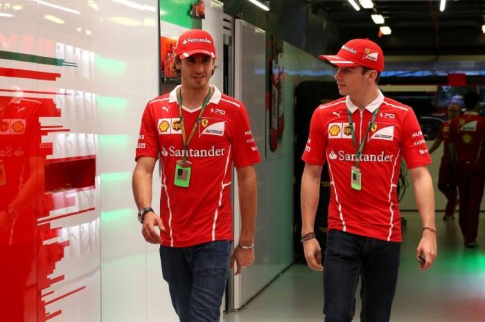 F1, Ferrari - La Sauber pronta ad accogliere Giovinazzi e Leclerc nel 2018