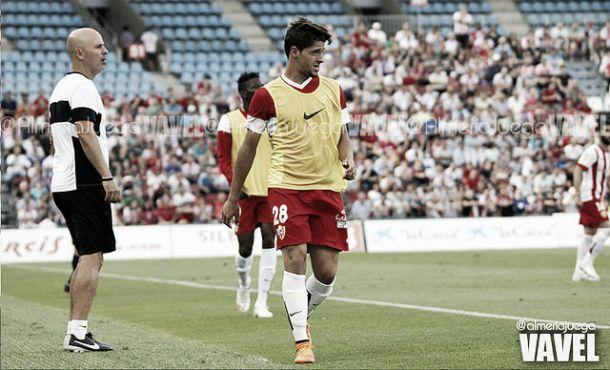 Antonio Marín, al primer equipo