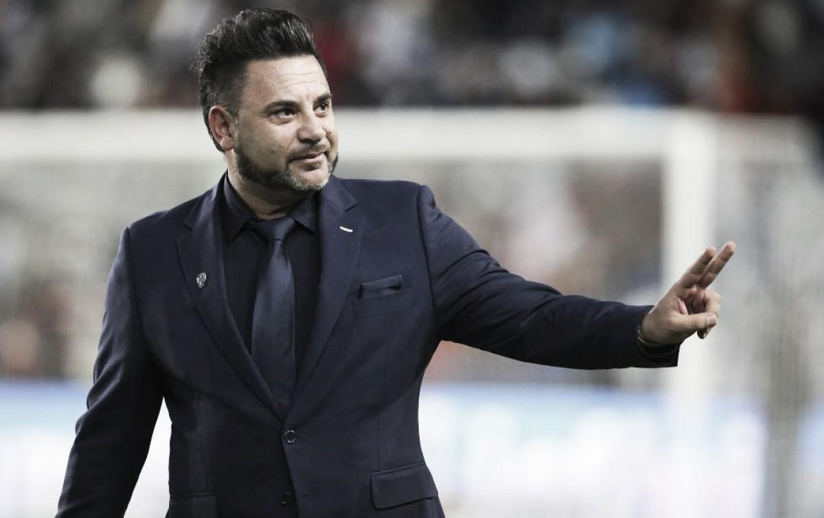 Antonio Mohamed renunció a su cargo en Huracán