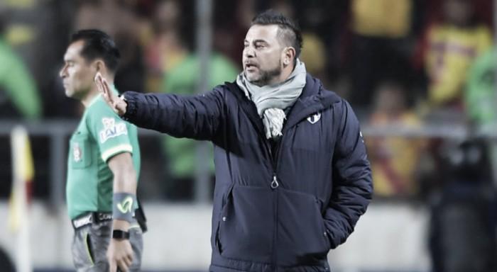 Resaltó Antonio Mohamed la actuación de Jesús Molina ante Puebla