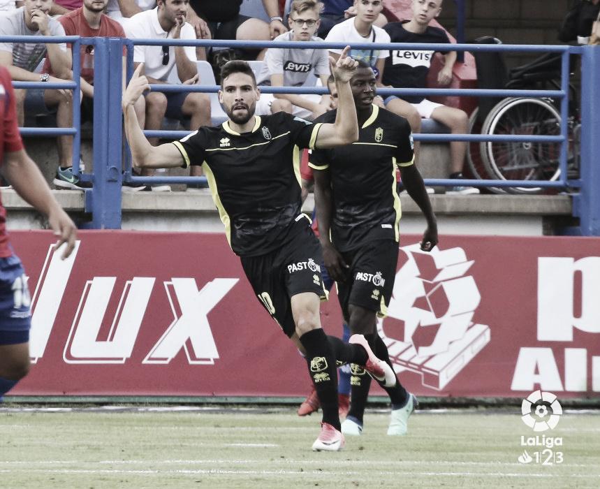 """""""MVP"""" del Granada: Antonio Puertas"""