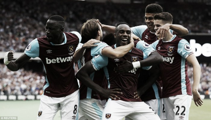 West Ham 1-0 Bournemouth: Antonio header seals win in London Stadium curtain-raiser