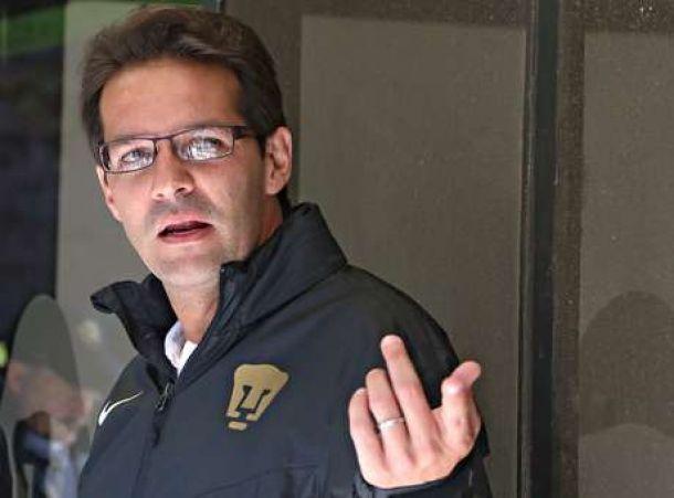 """Antonio Sancho: """"Ahora soy Puma y hay que salir a ganarle a Tigres"""""""