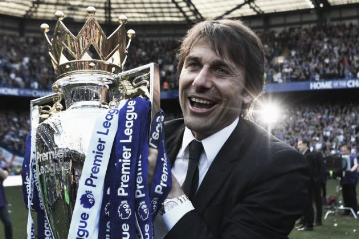 Após novo contrato, Conte é técnico com maior salário da história do Chelsea