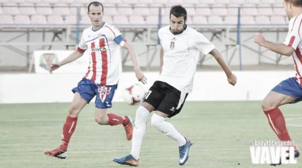 Olímpico de Totana 0 - 3 FC Cartagena: ¡Menudo debut!