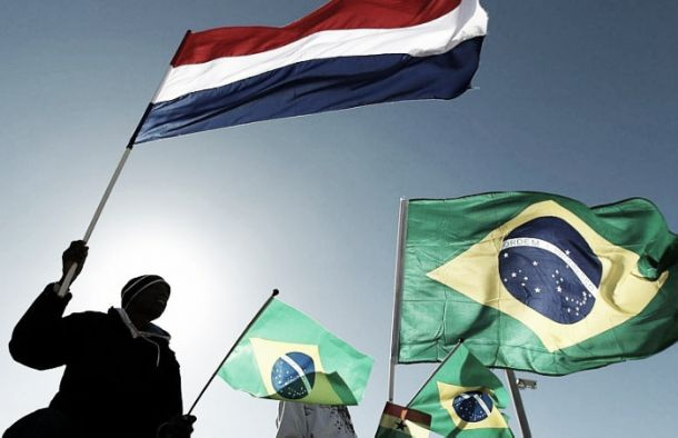 Brasil x Holanda: há motivação para o prémio consolação?