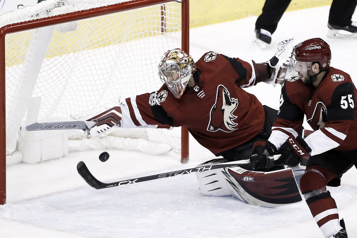 Arizona Coyotes: Antti Ranta ready for breakout season