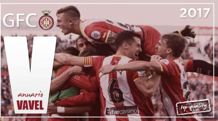 Anuario VAVEL Girona FC 2017: y llegaron al cielo